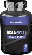 Performance Sports Nutrition - BCAA 6000