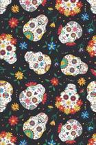 Day Of The Dead Pattern Sugar Skull Santa Muerte 11