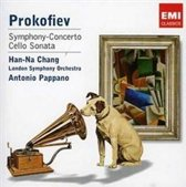 Han-Na Chang - Prokofiev: Sinfonia Concertante; Sonata For Cello & Piano Op.119