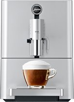 Jura ENA Micro 9 One Touch Volautomaat Espressomachine - Zilver