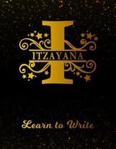 Itzayana Learn To Write