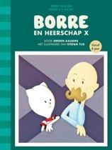 De Gestreepte Boekjes - Groep 5 maart: Borre en Heerschap X