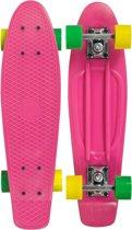 Choke Skateboard Shady Lady Juicy Susi 22,5 inch lichtblauw