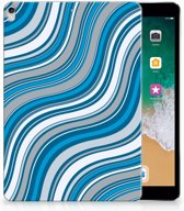 Apple iPad Pro 10.5 Tablethoesje Design Waves Blue