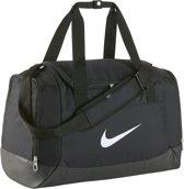 Nike Club Team Swoosh Duffel Sporttas Small - Zwart