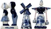 Holland souvenir Keramiek beeldjes