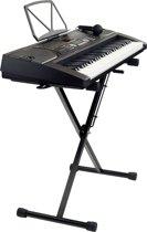 Áengus keyboard 61 toetsen, Piano met Standaard en Microfoon - A-289