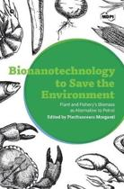Bionanotechnology to Save the Environment