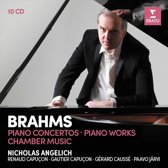 Brahms: Piano Concertos/Piano Works/Chamber Music