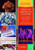 African American Culture [3 Volumes]: An Encyclopedia of People, Traditions, and Customs