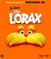 Dr. Seuss' De Lorax En Het Verdwenen Bos (blu-ray)