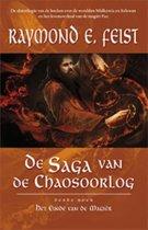 De saga van de chaosoorlog 3 - Het einde van de magiërs