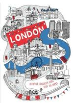 London Advanced Colouring Book