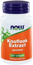 Now Knoflook extract softgels
