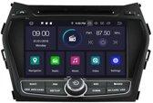 Hyundai Android 9.0 Navigatie voor Hyundai Ix45 en Santa Fe vanaf 2013