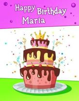 Happy Birthday Maria