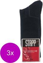Stapp Unisex Anti Statisch Marine - Sokken - 3 x 39-42