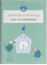 Deel 1 1 - Klokkijken Analoog geschikt voor groep 3, 4 en 5 Leer- en oefenboek