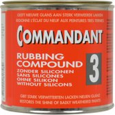Commandant Rubbing Compound nr. 3 - 500gr.