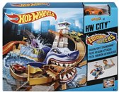 Hot Wheels Color Shifters Sharkport Showdown - Racebaan
