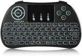 Smart Remote afstandsbediening HaverCo met touchpad voor TV Smart TV / Android / Met USB dongle
