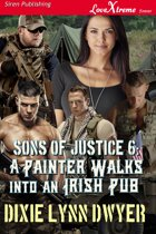 Sons of Justice 6: A Painter Walks into an Irish Pub