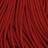 Paracord 550 Ruby Red - Type 3 - 20 meter - #37