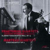 Clarinet Quintet C-Moll Op.13 - Str