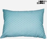Kussen Blauw (50 x 70 cm) - Sweet Dreams Collectie by Loom In Bloom