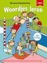 Woordjes leren met Lana 0 - School - Boek + woordkaarten