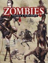 Zombies tekenen & schilderen