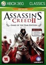 Assassins Creed II (2) GOTY Edition - Classics (X360)