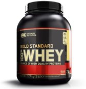 Optimum Nutrition - 100% Whey Gold Standard Banaan - 2270 gram