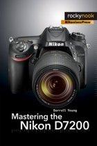 Omslag van 'Mastering the Nikon D7200'