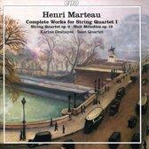 Henri Marteau: The Complete Works for String Quartet