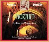 Mozart:Freimaurermusik (Ga)