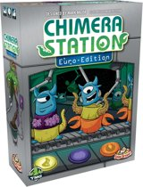 Chimera Station Euro Edition English/Spanish