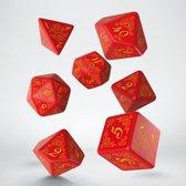 Pathfinder Polydice Dice Set Curse of the Crimson Throne