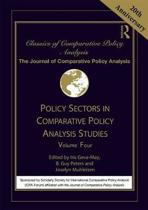Policy Sectors in Comparative Policy Analysis Studies