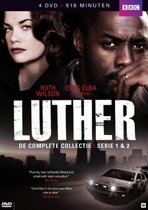 Luther - De Complete Collectie - Serie 1 & 2 (4DVD)