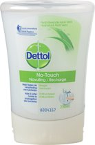 Dettol no-touch ref.aloe     ^ 250 ml