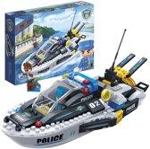BanBao Politie Politiespeedboot - 7006