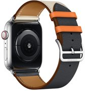 NEW! Lederen Horloge Bandje |  Apple Watch 1, 2, 3 Series | 42 mm | © iWonow Quality