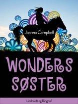 Wonders søster