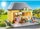 PLAYMOBIL City Life Mijn Kruidenier - 70375