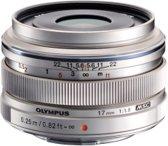 Olympus M.Zuiko - 17mm f/1.8 - Zilver
