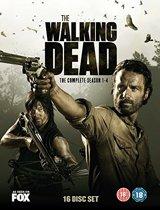 Walking Dead S. 1-4