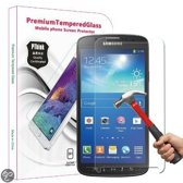 Glazen Screen protector Tempered Glass 2.5D 9H (0.3mm) voor Samsung Galaxy S4 Active