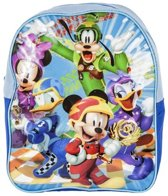 Disney Mickey Mouse Donald Duck Pluto Rugzak Rugtas School Tas 2-5 jaar