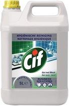 3x Cif gel met bleekmiddel, flacon van 5 liter